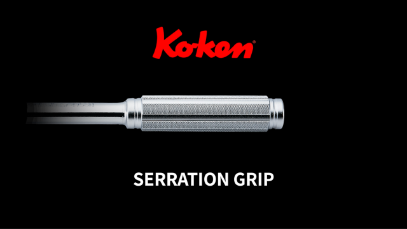 SERRATION GRIP